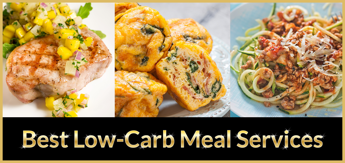 low-carb meals prepared and delivered