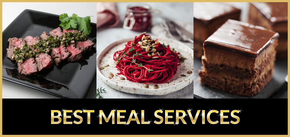 delicious dishes that you can get from meal services