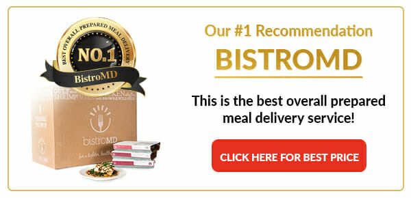 bistroMD is the best overall meal delivery service