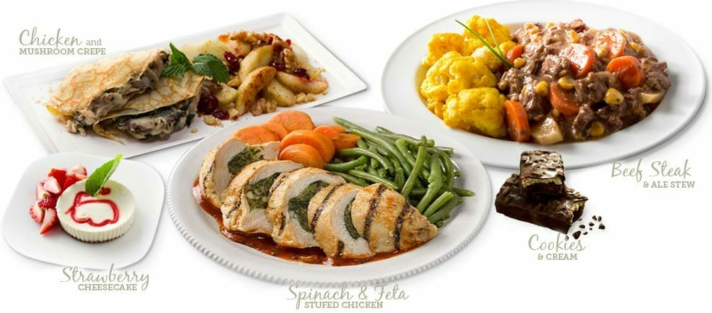 Bistro MD program meals