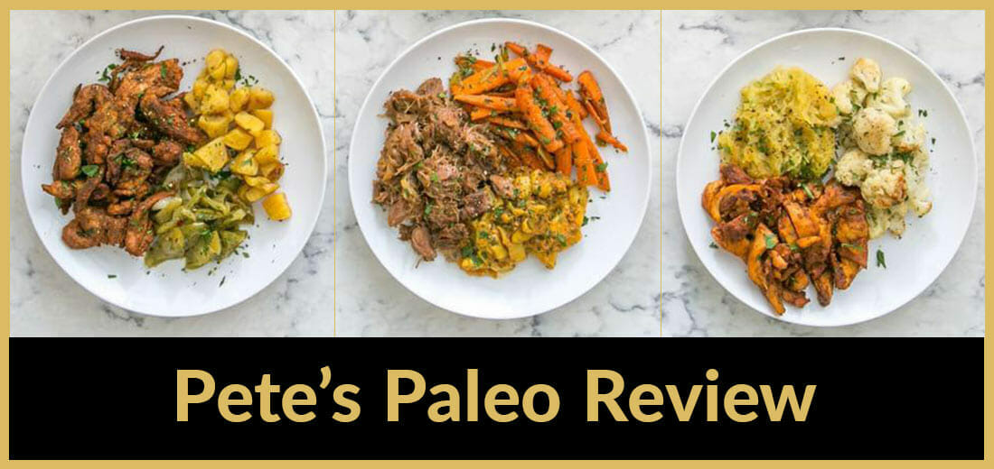 A review of Pete's Paleo Meals