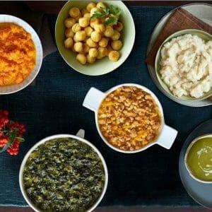 Babeth Feast sides