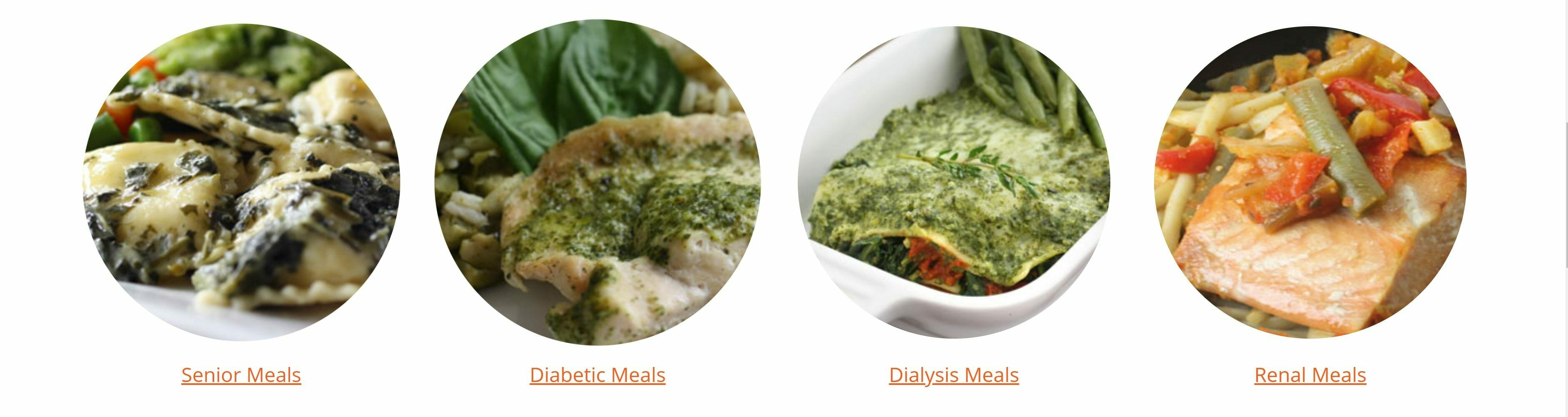 meal options at Magic Kitchn