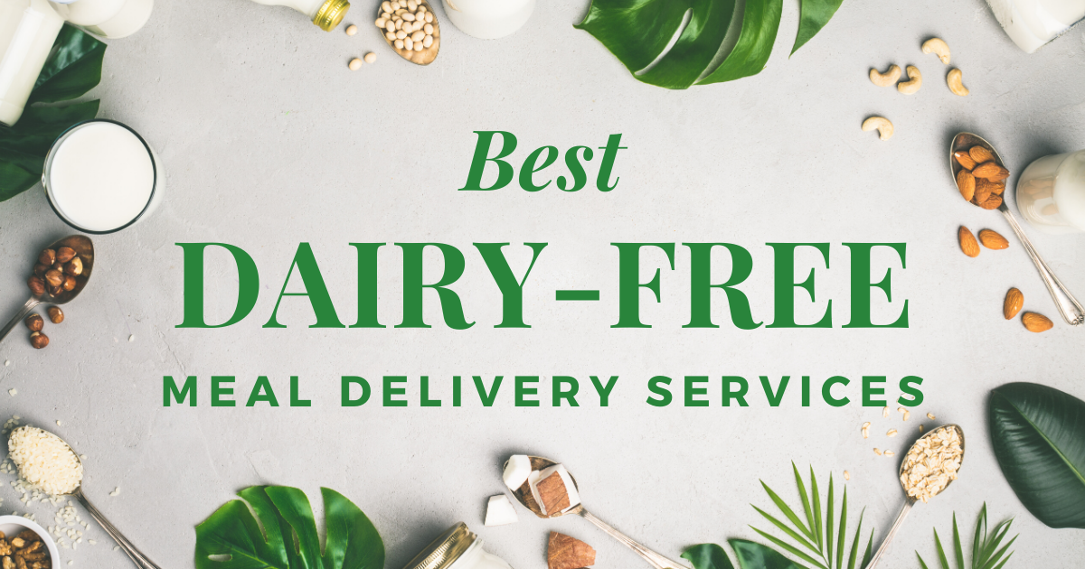 lactose-free meals delivered straight to your door