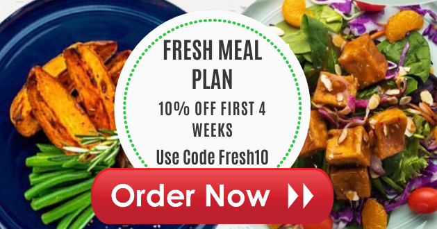 Fresh Meal Plan Coupon