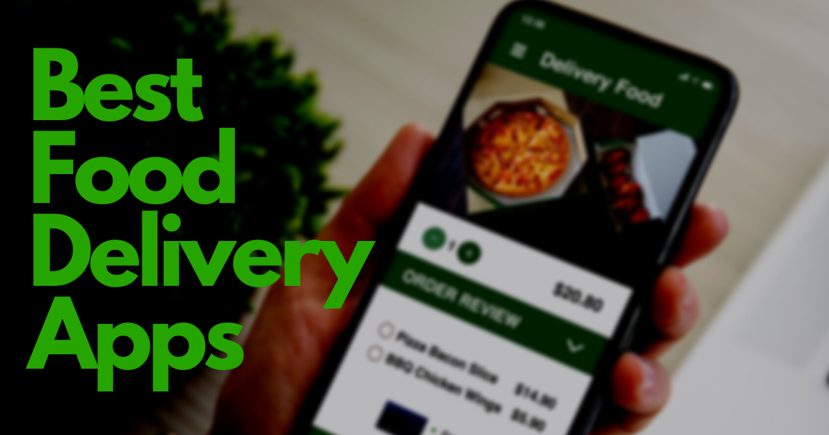 Meal Matchmaker's reviews of the best food delivery apps